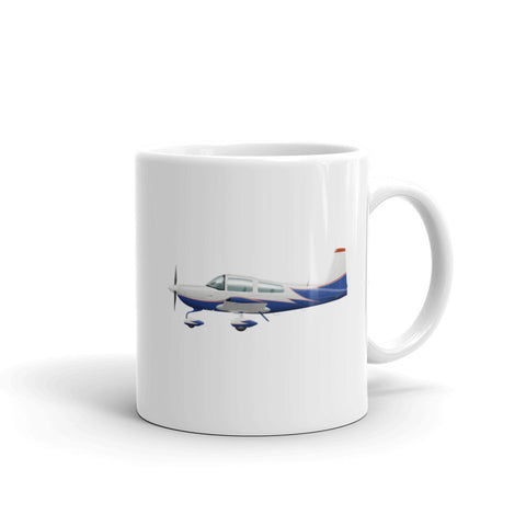 Airplane Design (HI-RES) Mug - HRAIR57ILK97AG5B