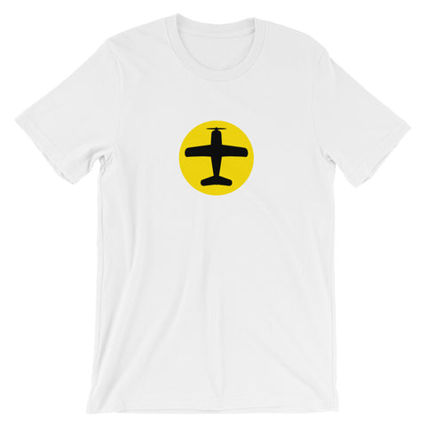 Zagor Plane Airplane Aviation T-Shirt