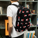 Airplane Design Bag Backpack - AIR7I1755R2