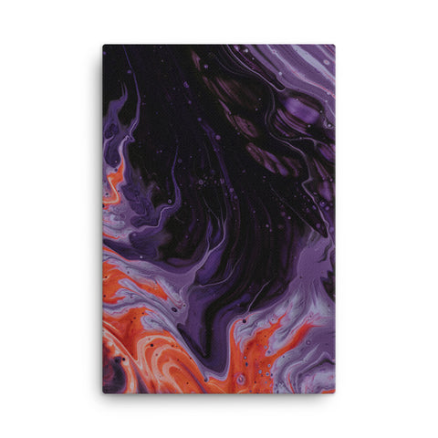 Abstract 2 Canvas Wraps