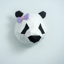 Load image into Gallery viewer, Panda Kit - Low Poly Crafts