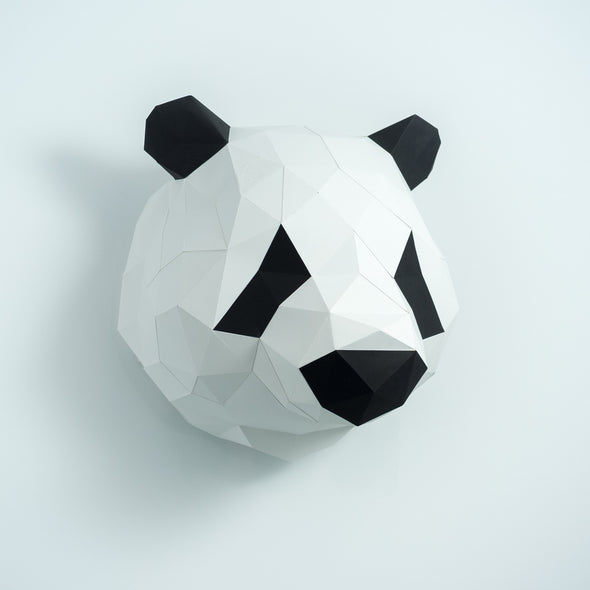 Panda Kit - Low Poly Crafts