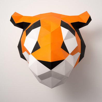 Tiger Kit - Low Poly Crafts