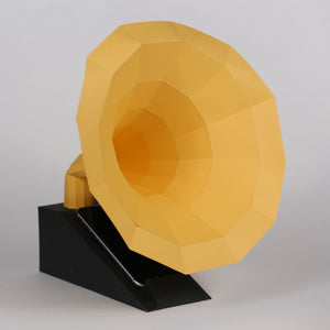 Gramophone - Low Poly Crafts