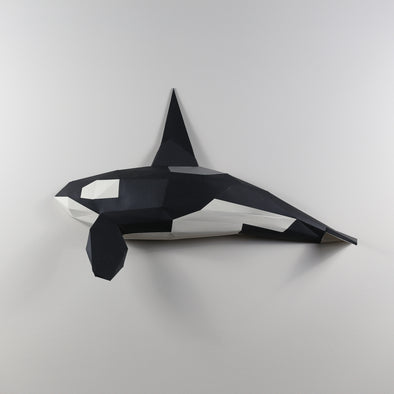 Orca - Low Poly Crafts