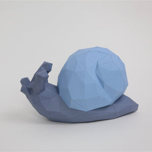 Snail - Low Poly Crafts