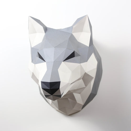 Wolf Kit - Low Poly Crafts