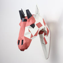 Load image into Gallery viewer, Giraffe Kit - Low Poly Crafts