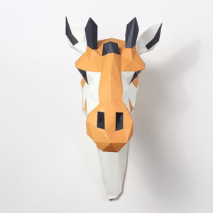 Giraffe Kit - Low Poly Crafts
