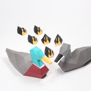 Duck Kit - Low Poly Crafts