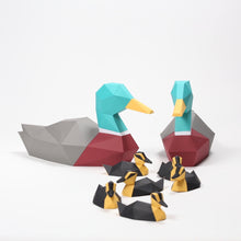 Load image into Gallery viewer, Duck Kit - Low Poly Crafts