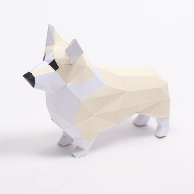 Corgi Kit - Low Poly Crafts