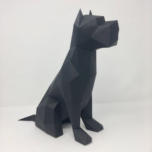 Cane Corso Kit - Low Poly Crafts