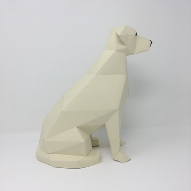 Labrador Kit - Low Poly Crafts