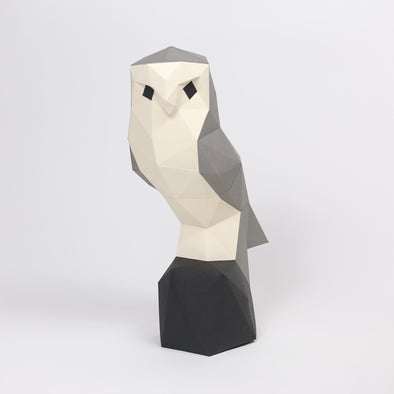 Owl Kit - Low Poly Crafts