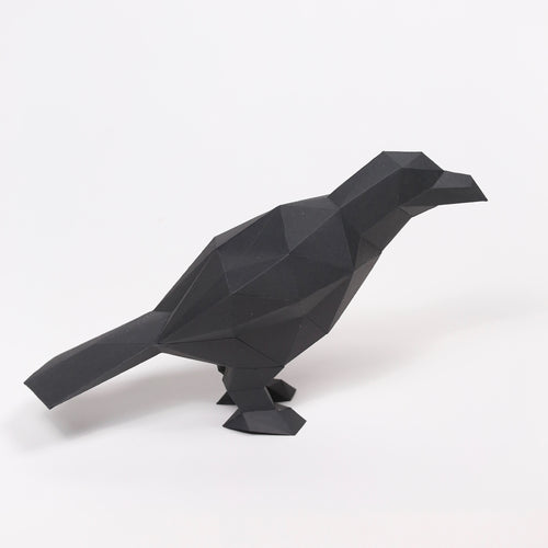 Raven Kit - Low Poly Crafts