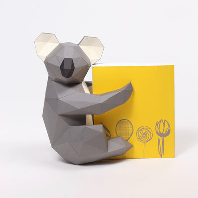 Koala Kit - Low Poly Crafts