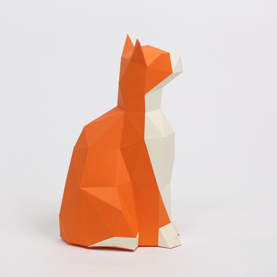 Cat Kit - Low Poly Crafts