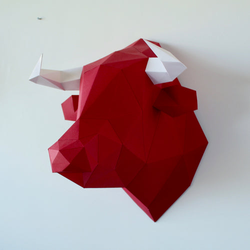 Bull Kit - Low Poly Crafts