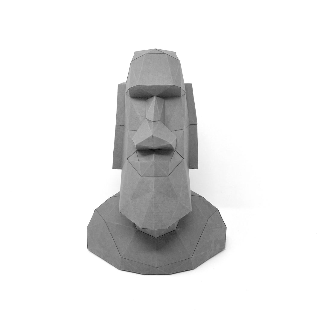 Moai Kit - Low Poly Crafts