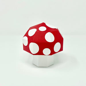 Free Mushroom - Low Poly Crafts