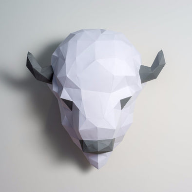 Bison kit - Low Poly Crafts