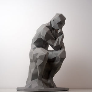 Thinker Kit - Low Poly Crafts