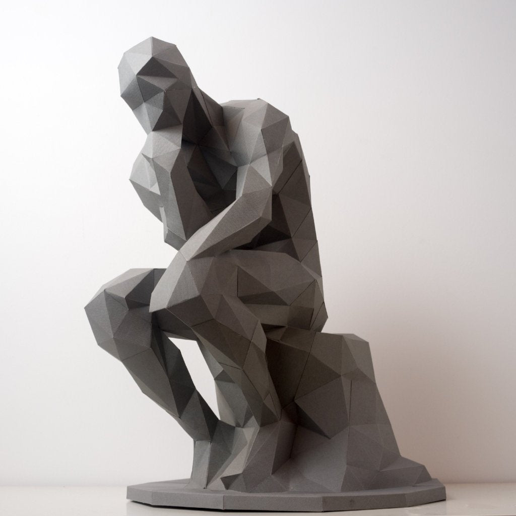 thinker kit low poly crafts