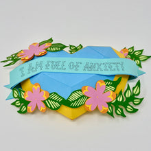 Load image into Gallery viewer, Full Of Anxiety Kit - Low Poly Crafts
