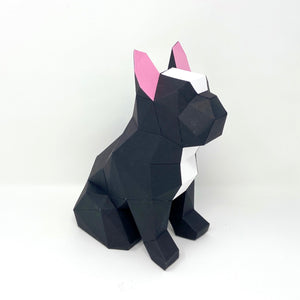 Bulldog Kit - Low Poly Crafts
