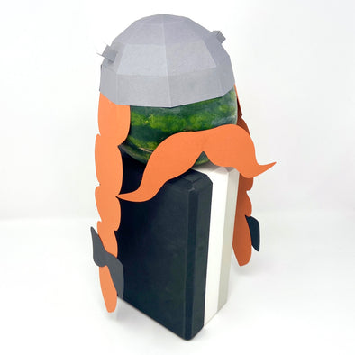 Free Obelix Hat - Low Poly Crafts