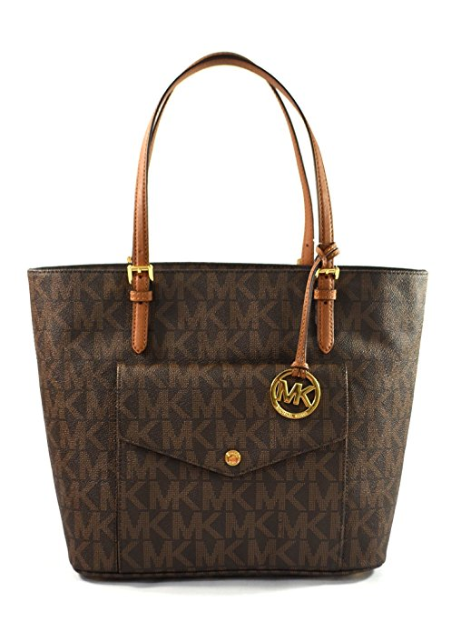 Michael Kors Jet Set Item Large Pocket Multifunciton Tote Bag Purse Handbag