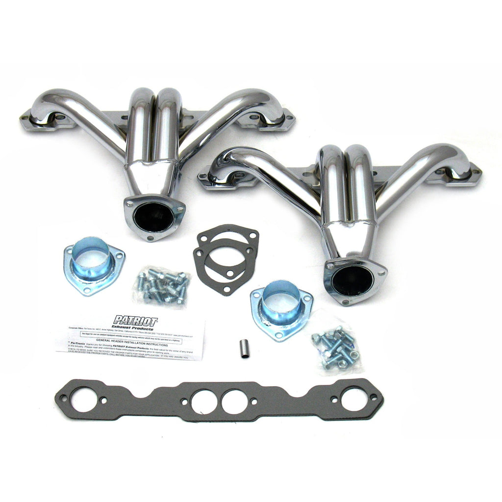 Patriot Exhaust Exhanust Header H8028