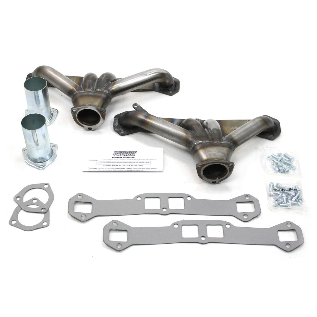 Patriot Exhaust Exhanust Header H8066