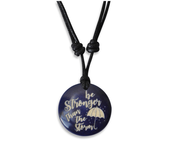 Be Stronger than the Storm - Necklace, Necklace, Hola Hola® - Hola Hola™