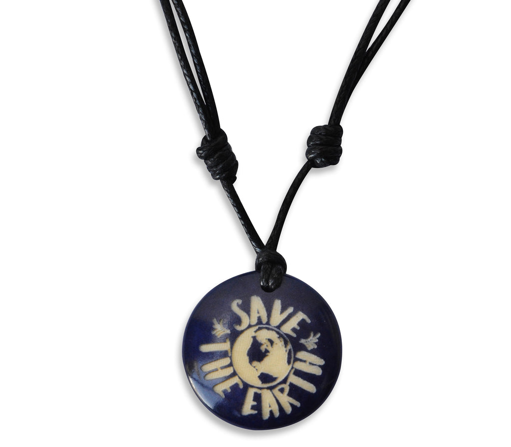 Save The Earth - Necklace, Necklace, Hola Hola® - Hola Hola™