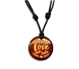 Spread Love Not Hate - Necklace, Necklace, Hola Hola® - Hola Hola™