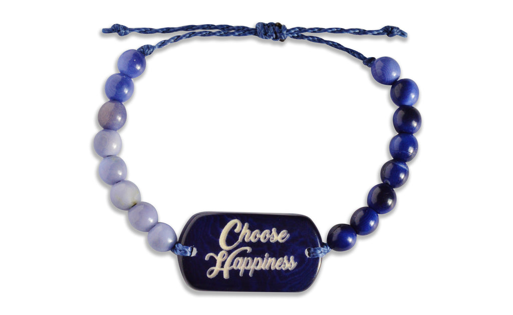 Choose Happiness - Beaded