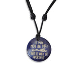 It May Not Be Easy But It Will Be Worth It - Necklace, Necklace, Hola Hola® - Hola Hola™