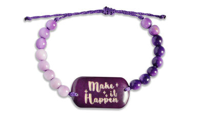 Make It Happen - Beaded, Beaded Bracelet, Hola Hola® - Hola Hola™