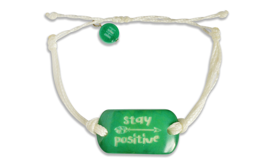 Stay Positive, String, Hola Hola® - Hola Hola™