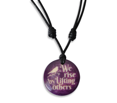 We Rise By Lifting Others - Necklace, Necklace, Hola Hola® - Hola Hola™