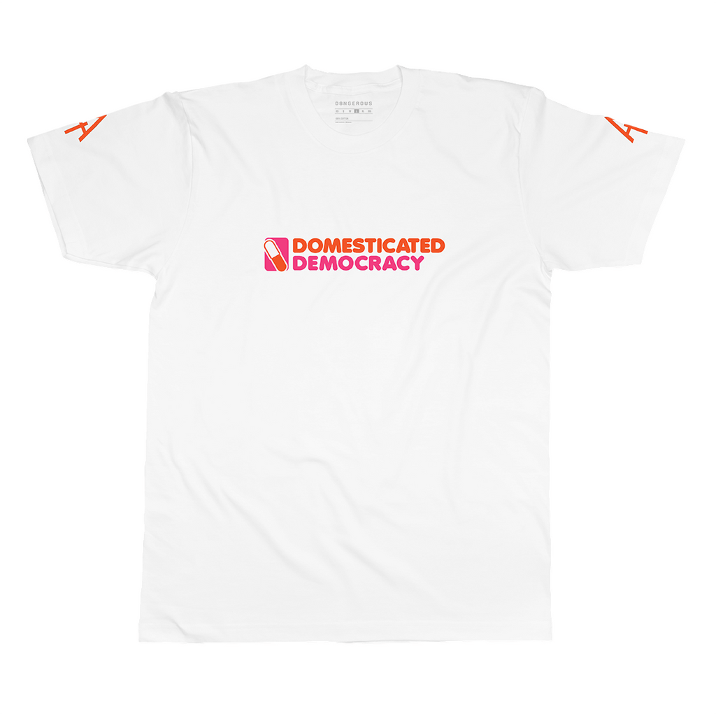 Domesticated Democracy Tee