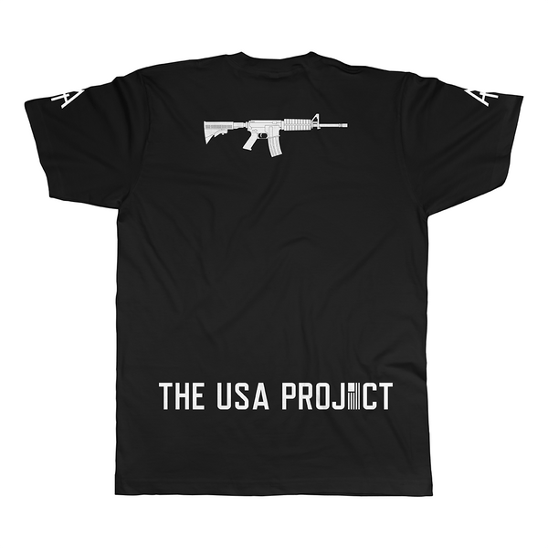 Two Guns Up Tee