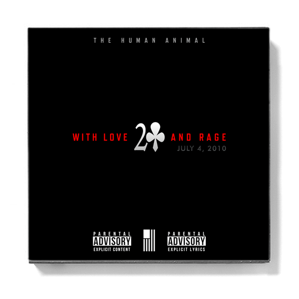 Two Of Clubs: With Love And Rage Instrumentals [FREE DOWNLOAD]