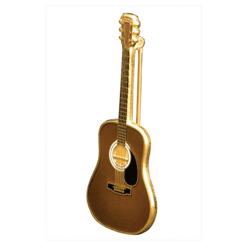 Acoustic Guitar Pin