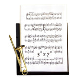 Music Instrument Picture Frame, Trombone