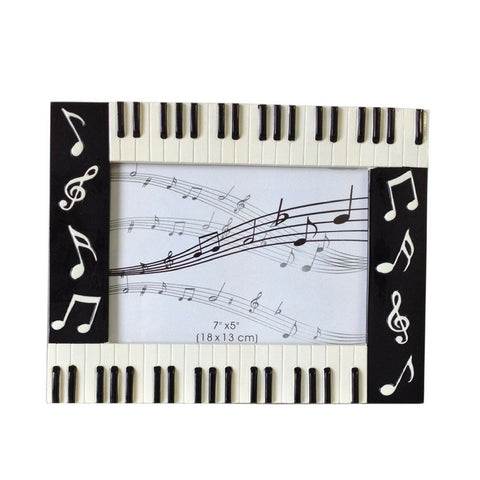 Music Instrument Picture Frame, Keyboard