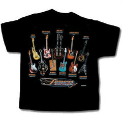 Famous Guitars T-Shirt