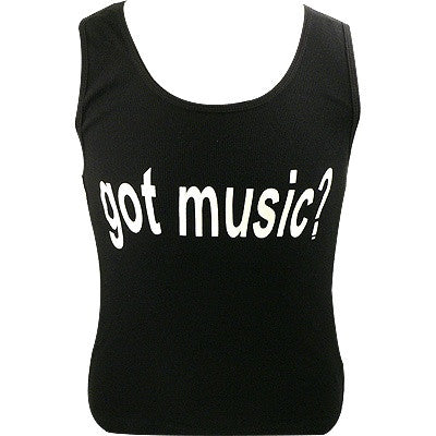 Got Music Tank Top